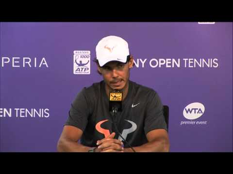 Miami 2014 Monday Interview Nadal