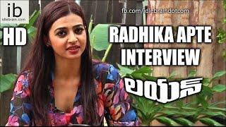 Radhika Apte Special Interview about Lion Movie