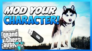 "GTA 5 Mods How To ""MOD YOUR CHARACTER"" ""USB TUTORIAL"