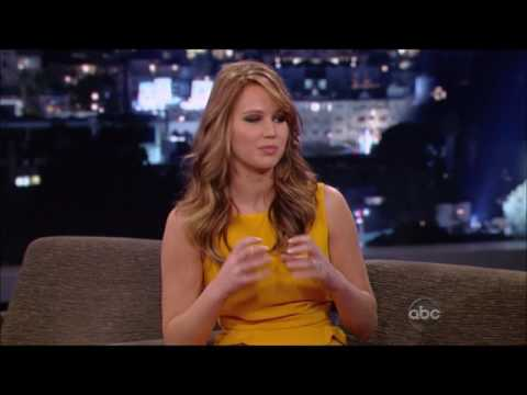 Jennifer Lawrence Interview 2013