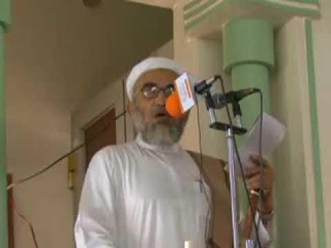 خطبة / ففروا إلى الله - د. أحمد بن حسن المعلم ( عضو رابطة علماء المسلمين )