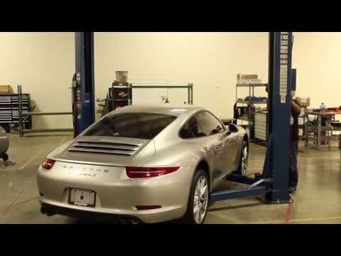 aFepower 2013 PORSCHE 911 CARRERA S (991) Exhaust