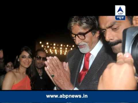 ABP News Special: Silsila ends, Amitabh & Jaya greet Rekha publicly