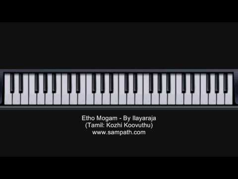 Etho Mogam - Kozhi Koovuthu - By Ilayaraja - Piano / Keyboard Tutorial