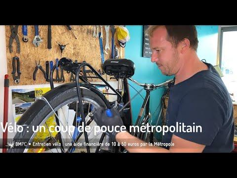 Vélo : le coup de pouce métropolitain