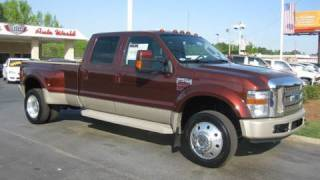 2008 Ford F-450 Super Duty King Ranch Start Up, Engine