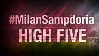High Five #MilanSampdoria | AC Milan Official