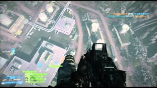 AT SLAYER - Using the engineer's weapons - BF3