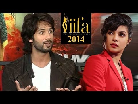 Shahid Kapoor ABUSES Priyanka Chopra at IIFA Awards 2014