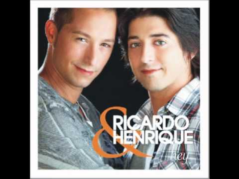 Ricardo &amp; Henrique - Eu vi primeiro essa mulher