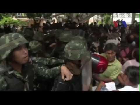 Chính quyền quân sự Thái Lan củng cố quyền lực sau đảo chính