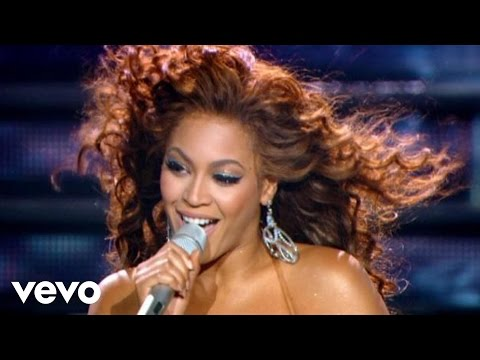 Beyoncé - Crazy In Love (Live), Music video by Beyoncé performing Crazy In Love. (C) 2007 Sony Music Entertainment