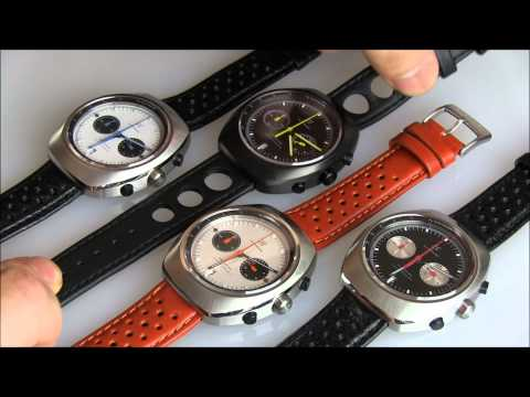 Autodromo Prototipo Chronograph Watch Review | aBlogtoWatch