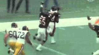 1985 Bears: Wilber Marshall Returns Fumble For Touchdown
