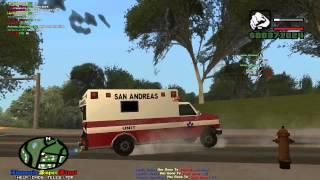 San Andreas Multiplayer (SAMP) w/ prieteni !