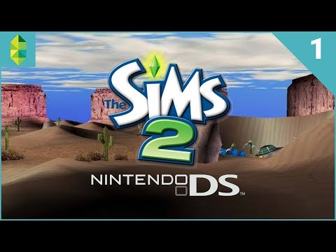 NUCLEAR REACTOR? | The Sims 2 DS - Part 1