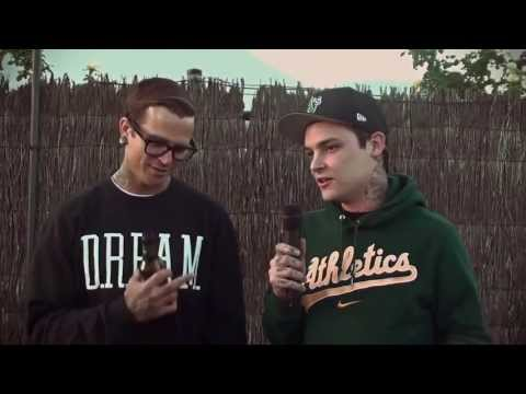 Maniacs - The Amity Affliction Talk 'Chasing Ghosts'