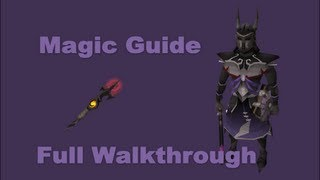 1-99 Magic Guide Runescape 2014 Fast And Cheap Methods