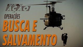 O FAB em Ação acompanhou o treinamento dos militares da Força Aérea Brasileira dedicados a salvar vidas. Na terra ou no mar, esses homens trabalham em missões de busca e salvamento em qualquer região do País.