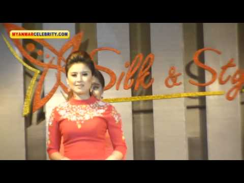 Silk and Style Fashion Show 2012 @ Sedona Hotel, Yangon