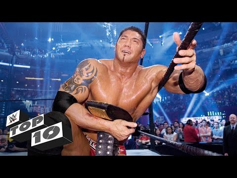 WrestleMania moments of Royal Rumble Match winners: WWE Top 10