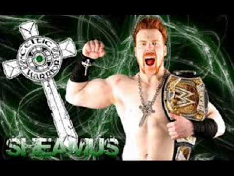 WWE Sheamus Theme Song 2014