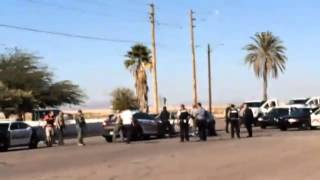 [Pinal County Sheriff Deputy kills Manuel Longoria] Video