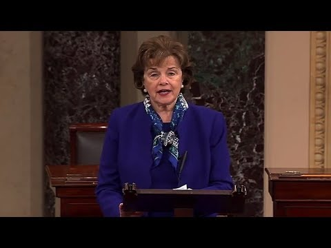 Senator Feinstein on the Intel Committee's CIA Detention, Interrogation Report
