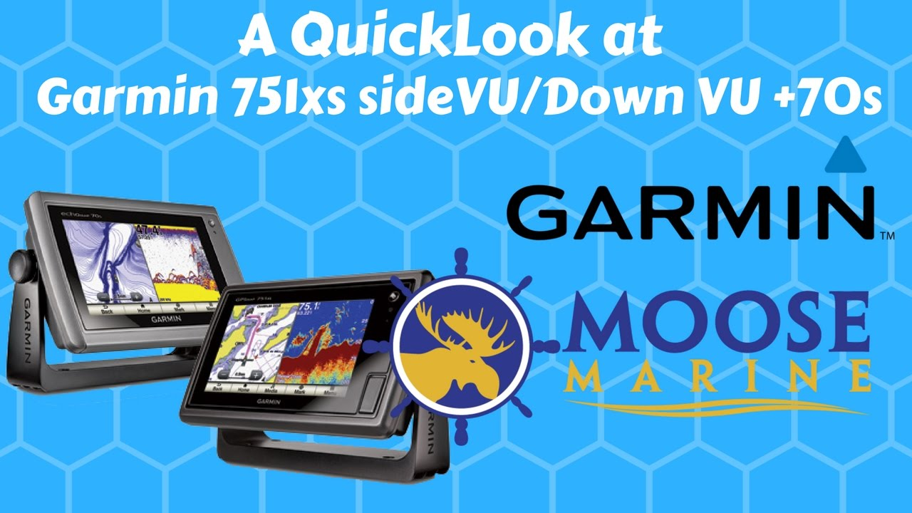 how to read garmin downvu