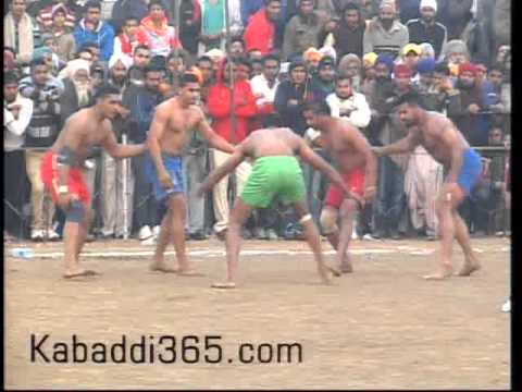 Raikot (Ludhiana) Kabaddi Tournament 23 Dec 2013 Part 6 By Kabaddi365.com