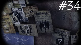 Enigma's HQ/Secret Room Batman: Arkham Origins Pt.34