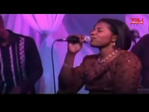 Angela Chibalonza - Kaa nami Video