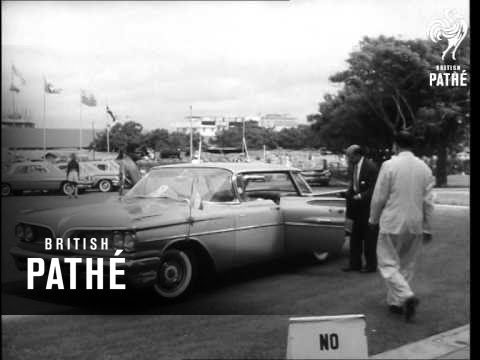 Annual Commonwealth Economic Conference At The Ghana School Of Law - Accra  (1961)