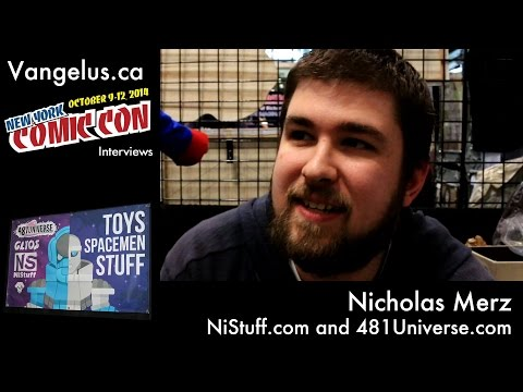 NiStuff - NYCC 2014 Interview