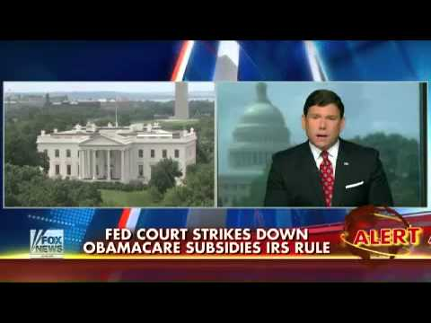 Federal Court Strikes Down ObamaCare Subsidies Rule: Major Blow To Affordable Care Act