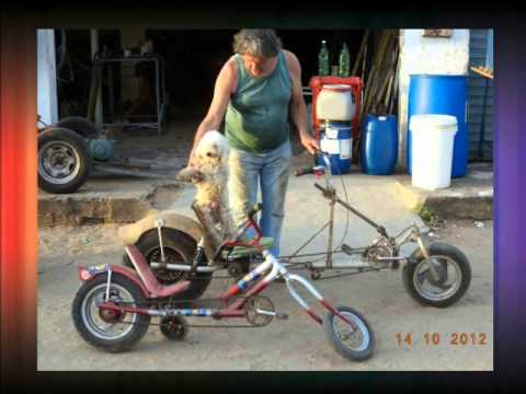 Invenções Trilili , Bicicletas inovadoras , precisa de sócio  investidor (patenteado)