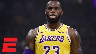LeBron James and the Lakers cruise to a 101-86 victory vs. the Kings | NBA Highlights