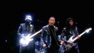 Daft Punk Feat. Pharrell Williams Get Lucky (1 Hr