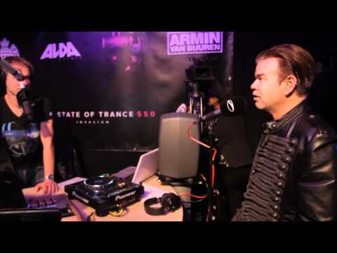 Paul Oakenfold at ASOT 550 - Ministry of Sound - London - March 2012