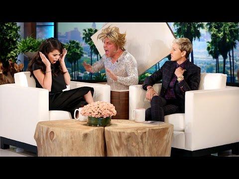 Ellen's Never-Ending Scares