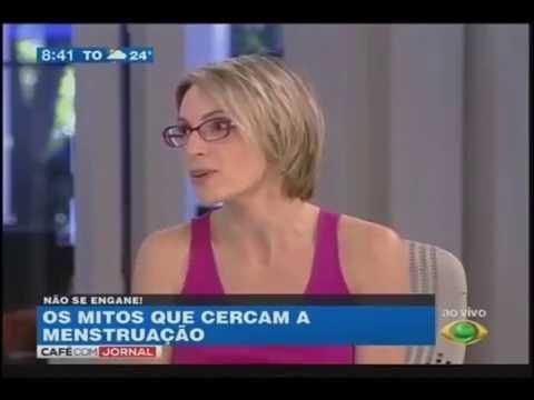 Programa: Café com Jornal - Dúvidas sobre menstruação