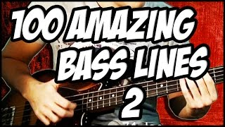 100 Amazing Bass Lines 2