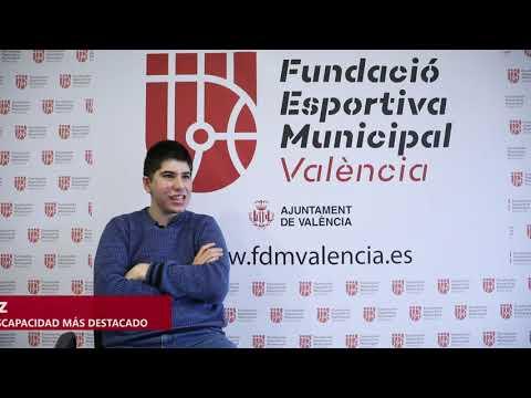 Entrevista a Izan López |  XX Premis al Mèrit Esportiu