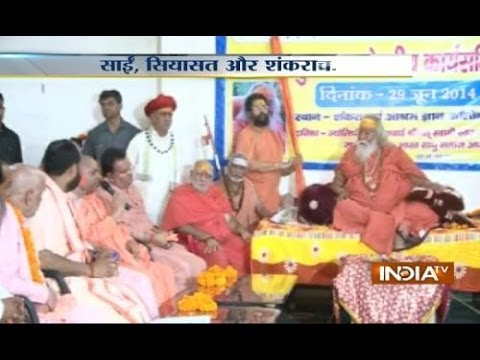 Shankaracharya vs Uma Bharti war over Sai Baba turns ugly
