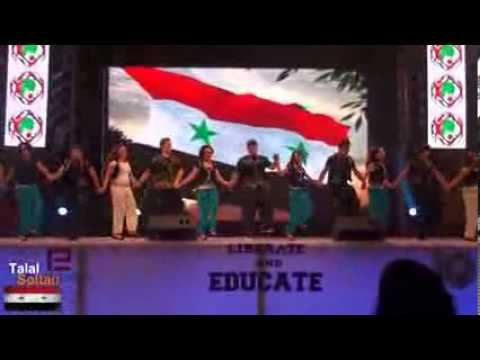 Syrian dabki and dance