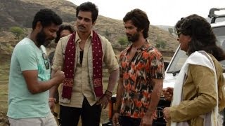 The Making Of RRajkumar Director's Cut