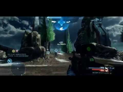 Raz :: Halo 4 Montage 1 - SICK Gameplay!!!