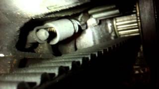 Замена ремня ГРМ на двигателе B16A. Что-то пошло не так