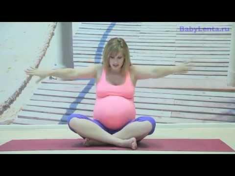 Правила занятий спортом при беременности. Часть 2.