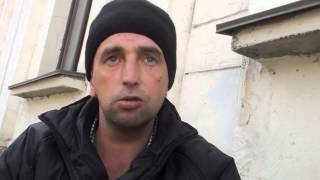 Traficat și obligat să cerșească în Rusia (ru)